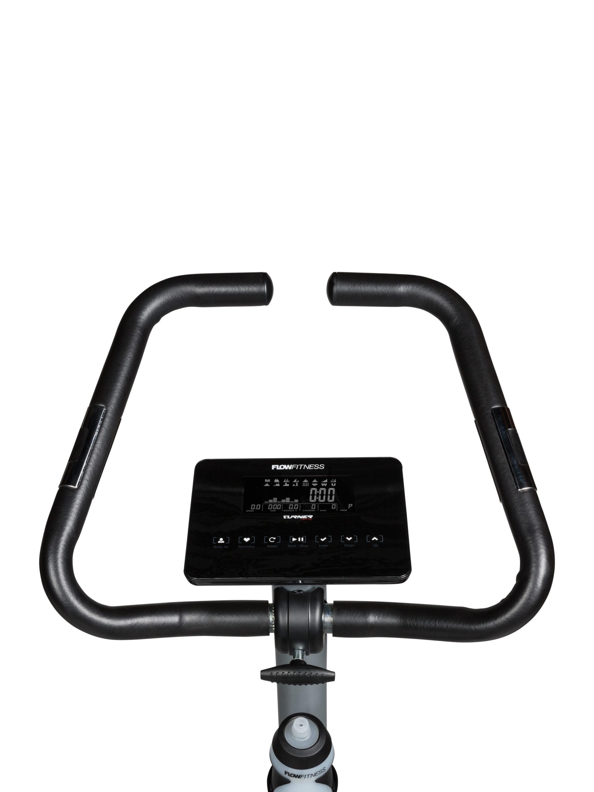 Flow Fitness Tabel Turner DHT750 Hometrainer 4