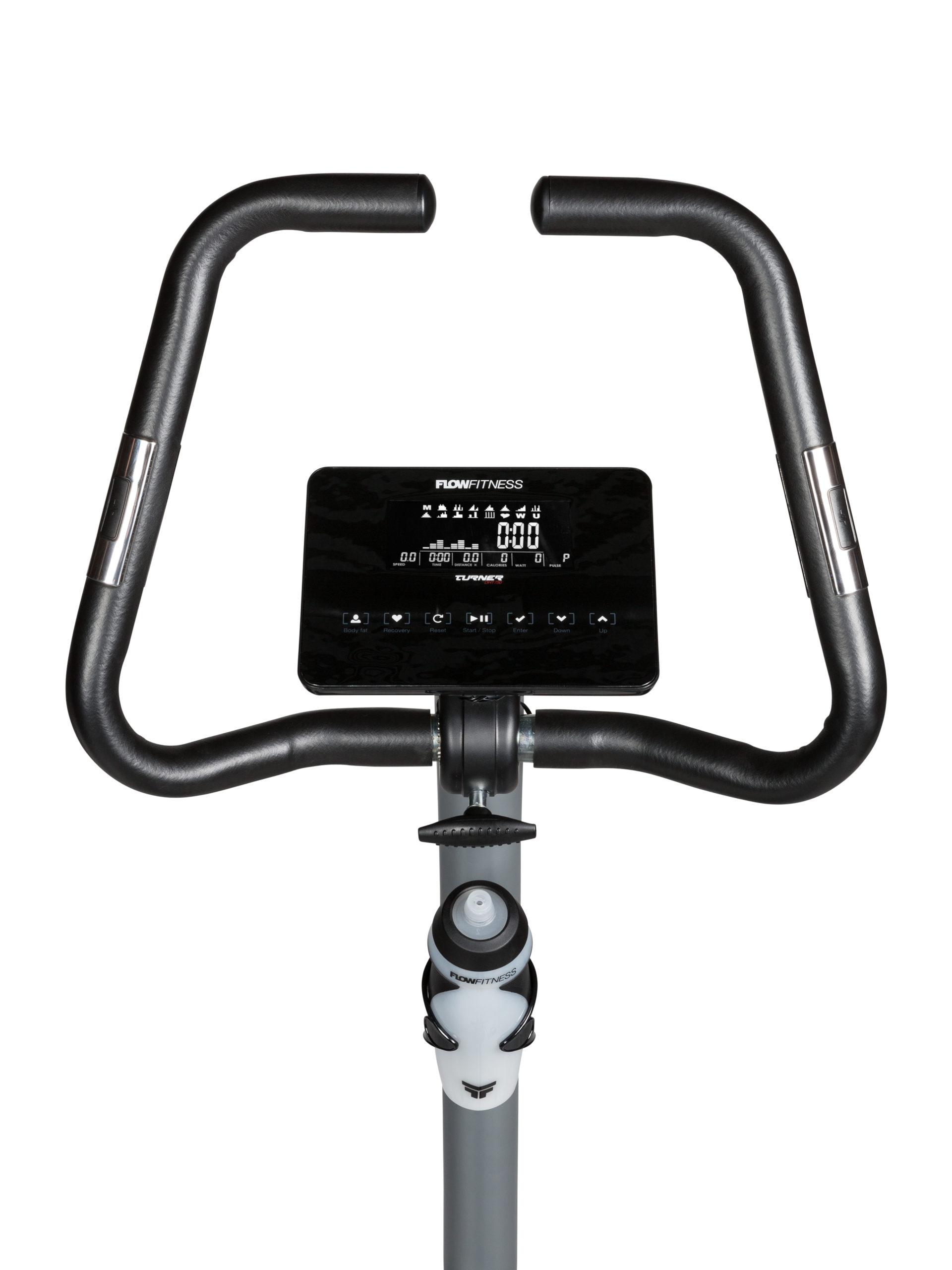 Flow Fitness Tabel Turner DHT750 Hometrainer 2