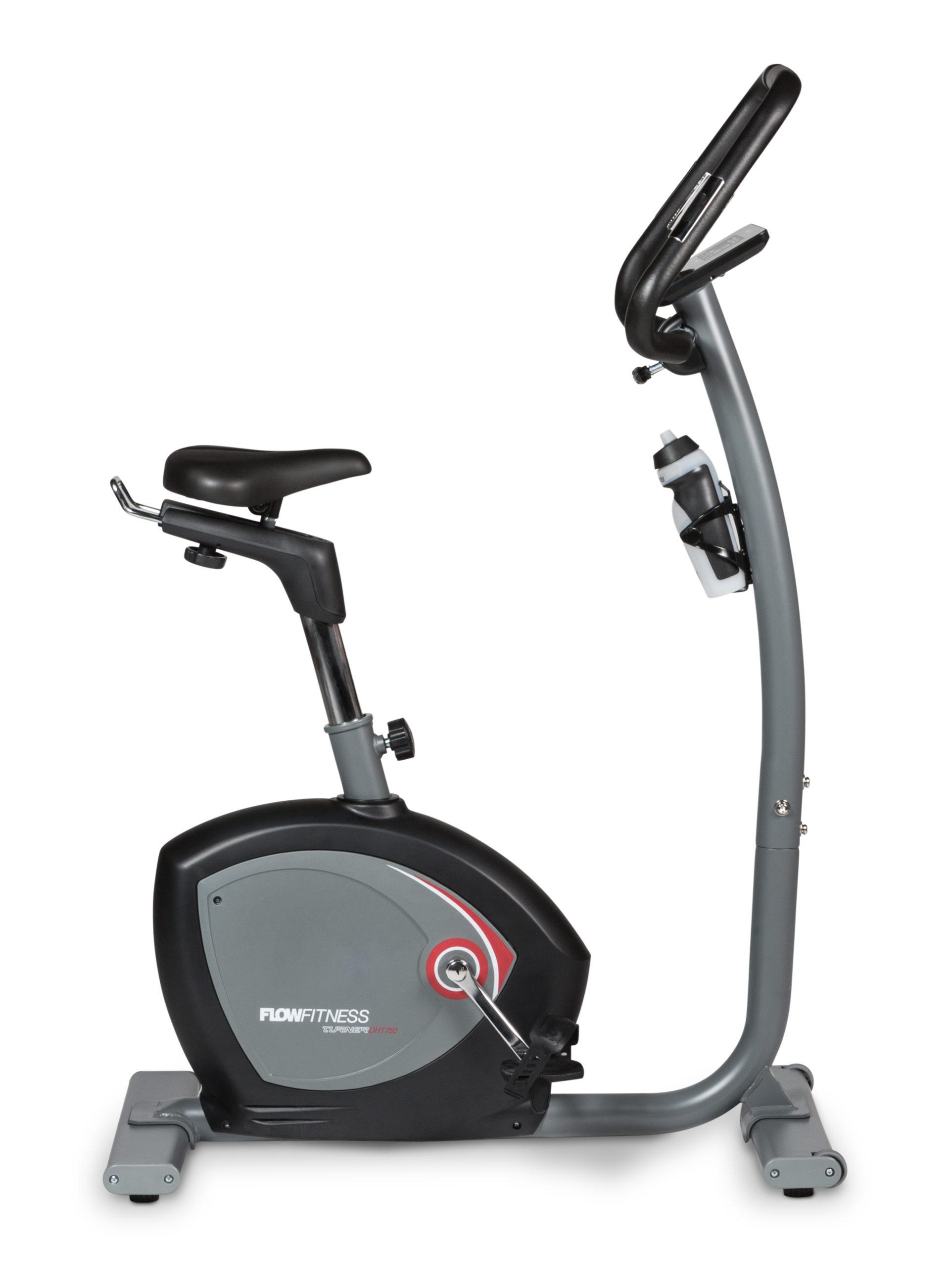 Flow Fitness Tabel Turner DHT750 Hometrainer 8