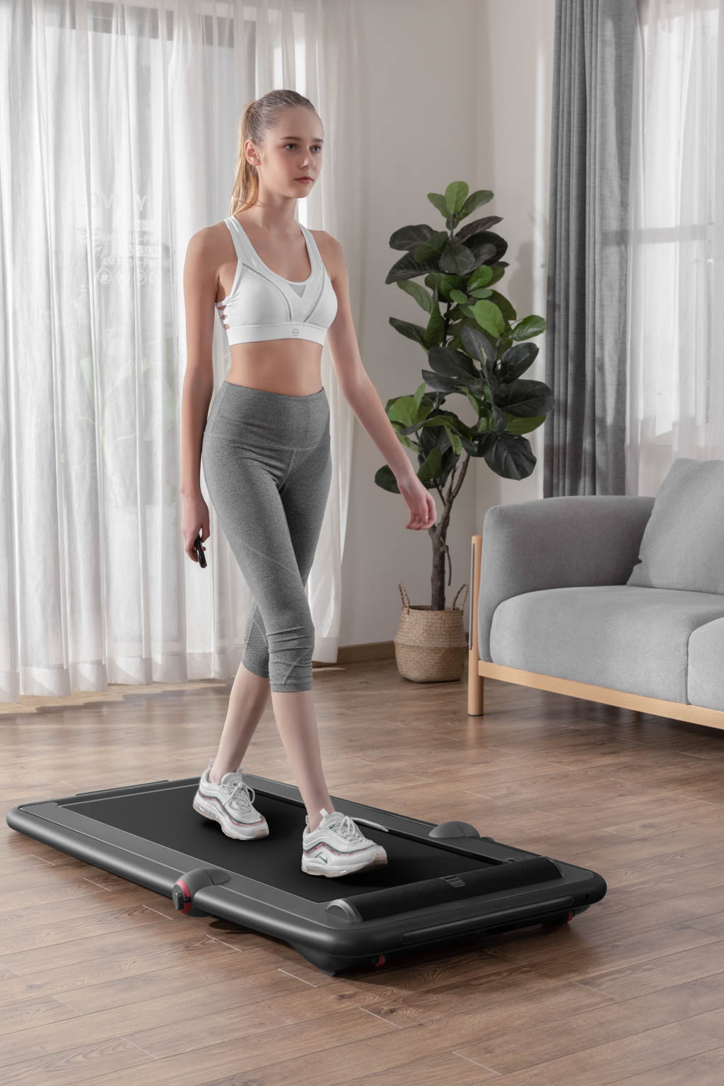 Flow Fitness Tabel Runner DTM200i loopband 27