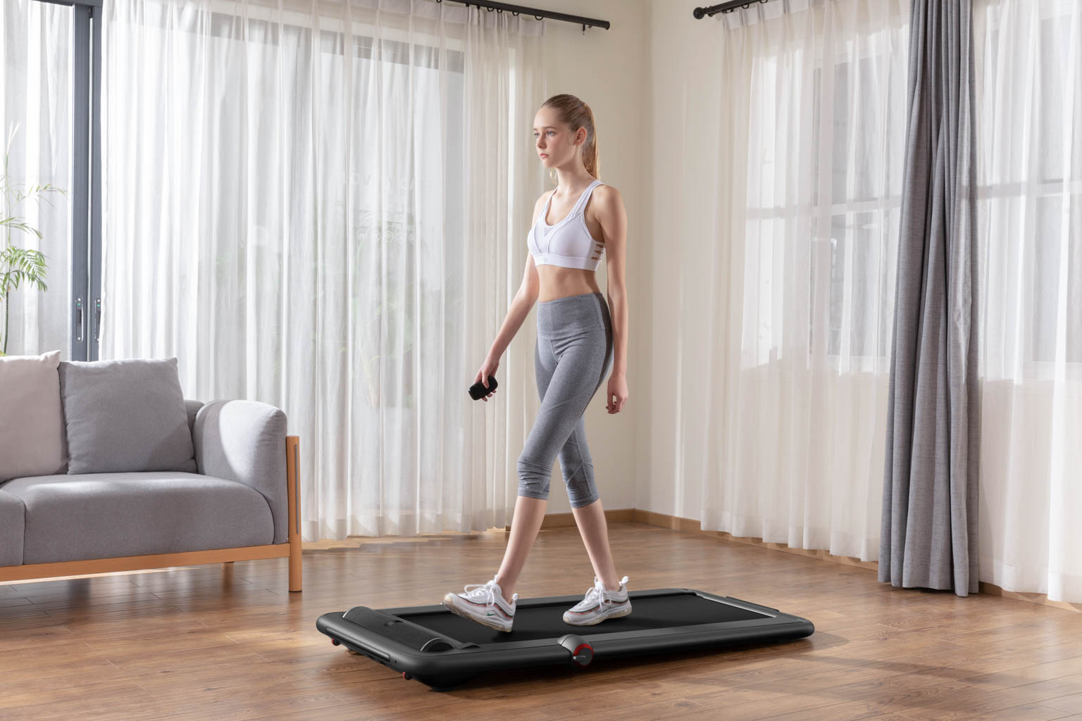 Flow Fitness Tabel Runner DTM200i loopband 26