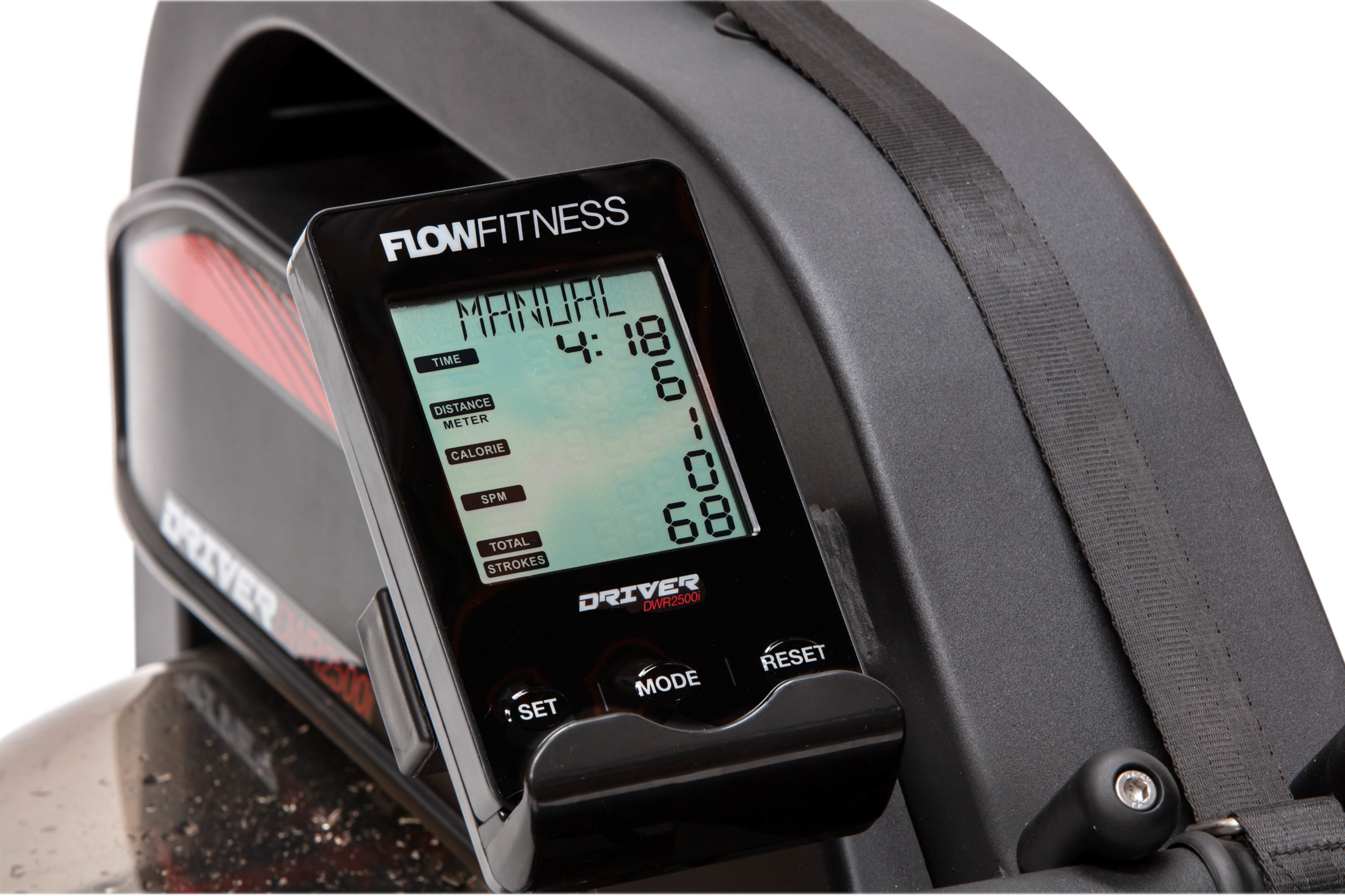 Flow Fitness Tabel Driver DWR2500i 9