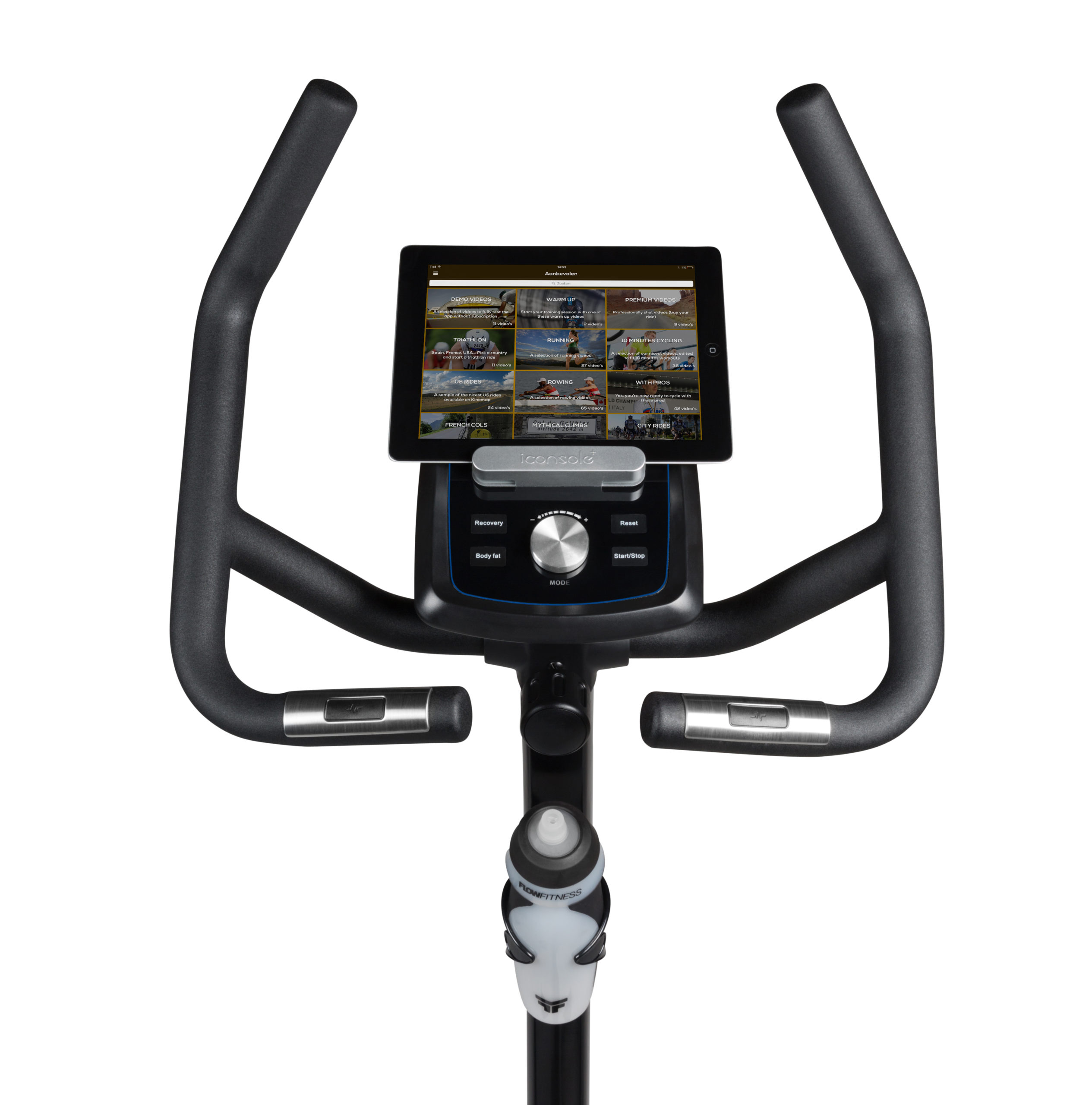 Flow Fitness Tabel PERFORM B3i Ergometer 4