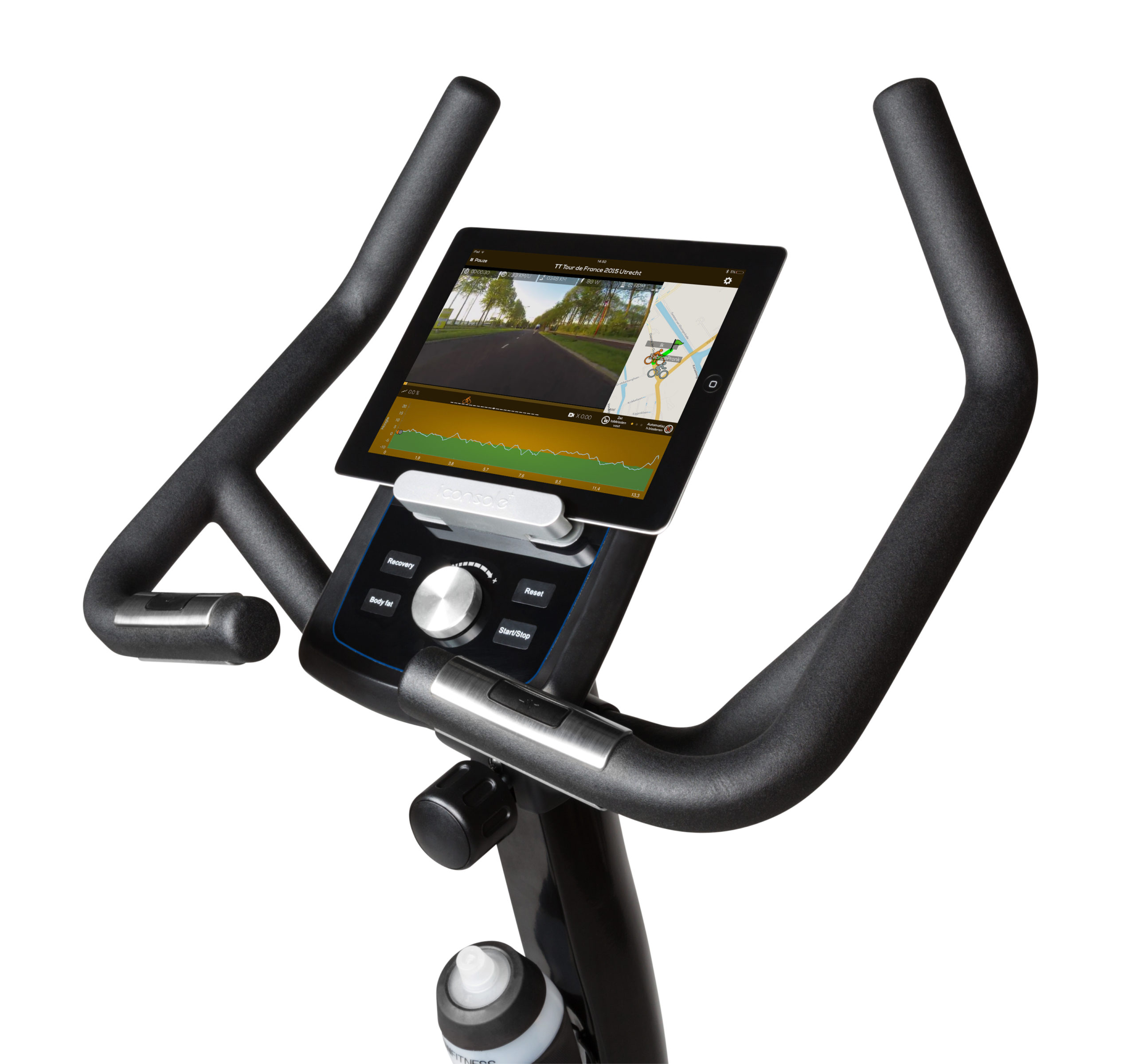 Flow Fitness Tabel PERFORM B3i Ergometer 7