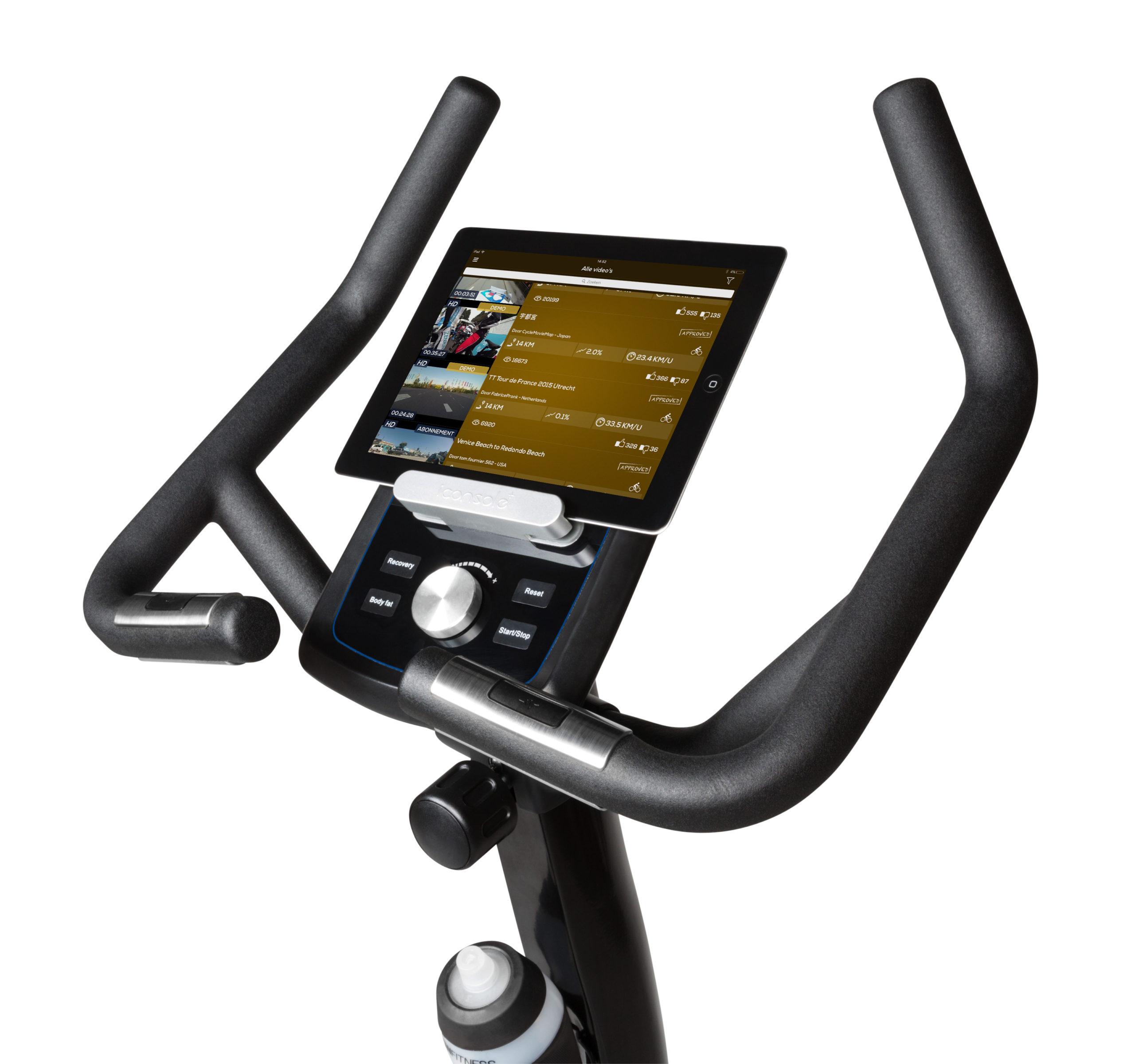 Flow Fitness Tabel PERFORM B3i Ergometer 8