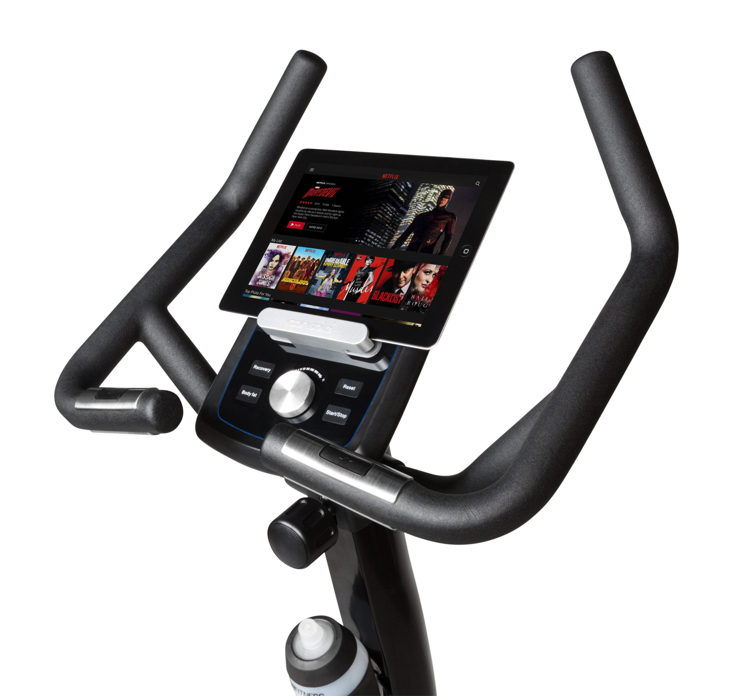 Flow Fitness Tabel PERFORM B3i Ergometer 9