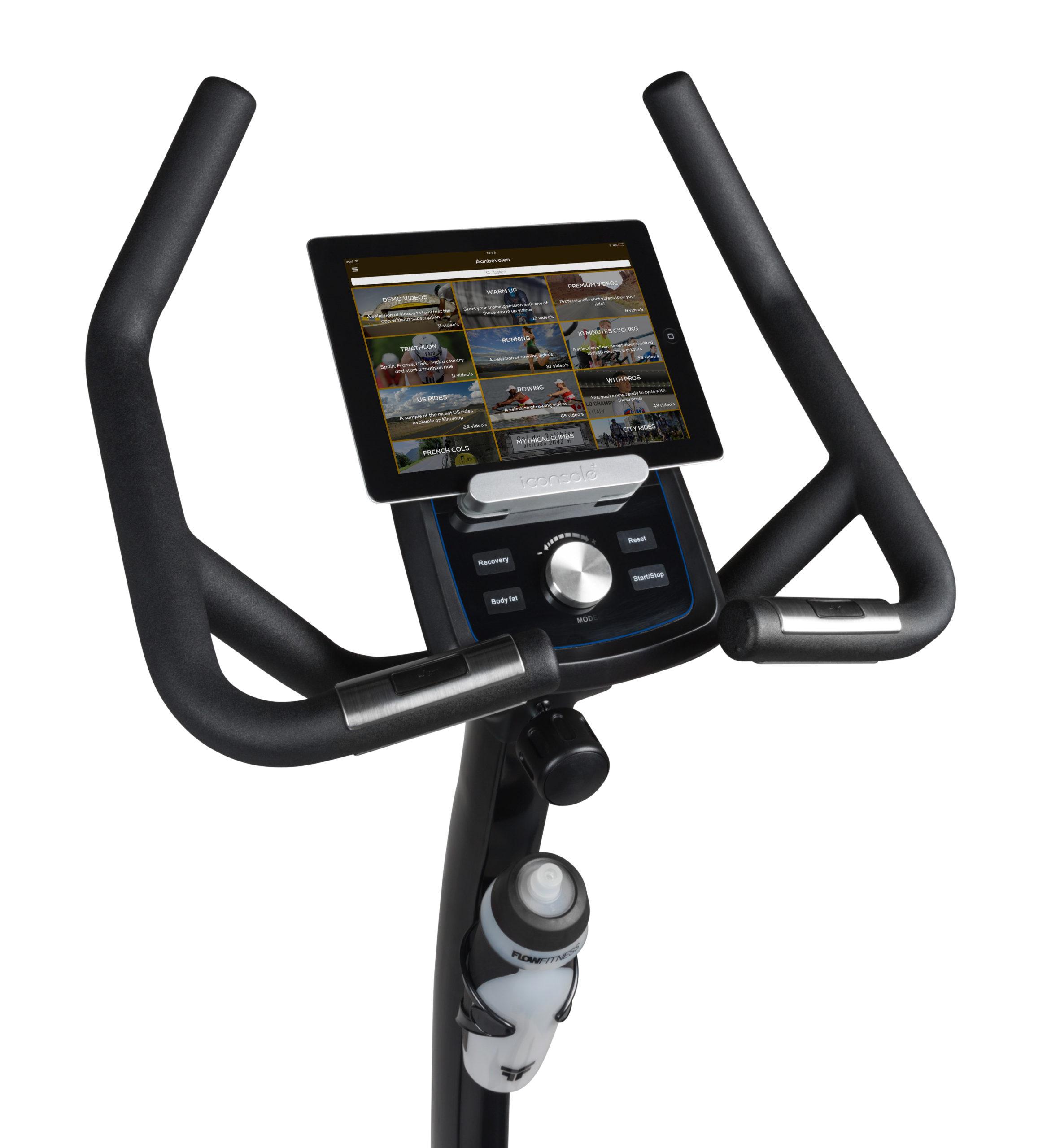 Flow Fitness Tabel PERFORM B3i Ergometer 10