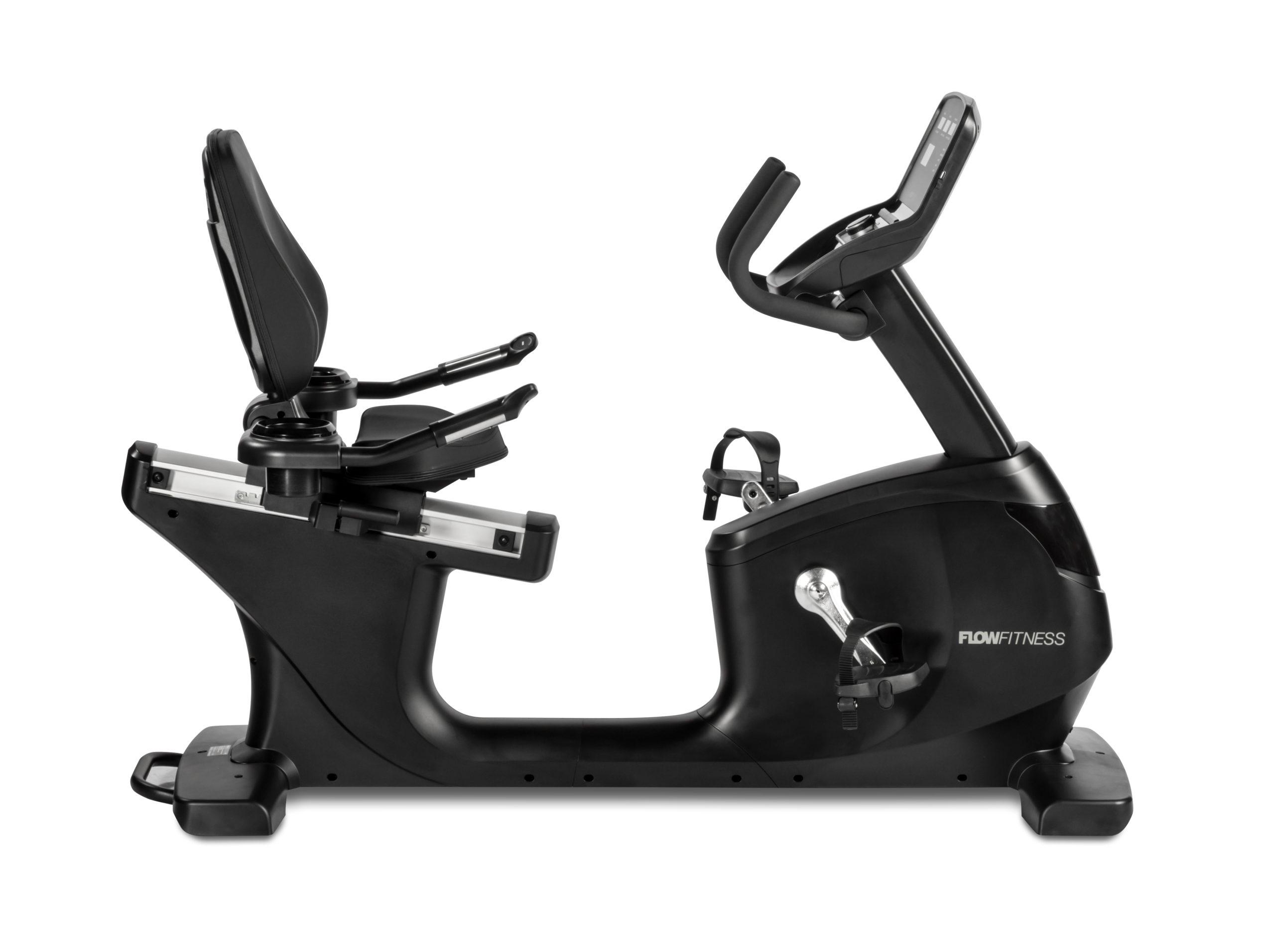 Flow Fitness Tabel PRO RB5i Recumbent bike 10