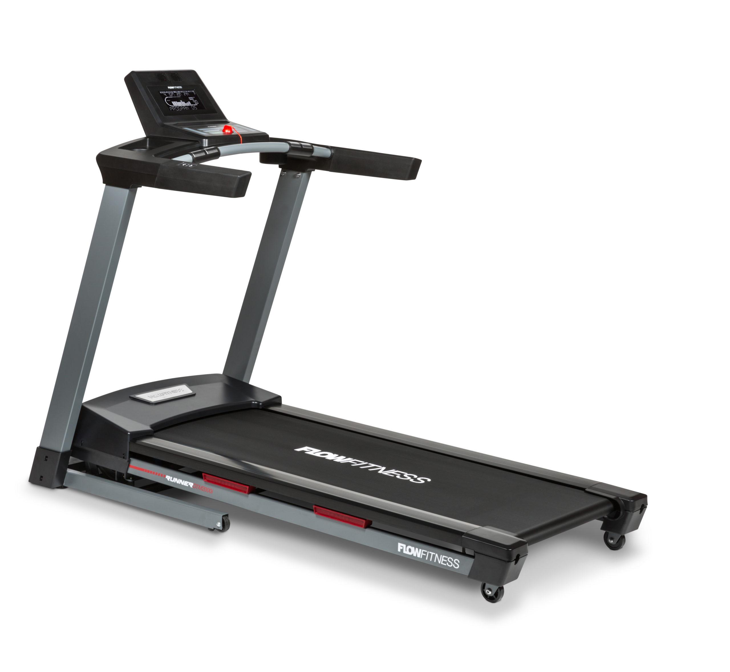 Flow Fitness Tabel Runner DTM2000i Loopband 1