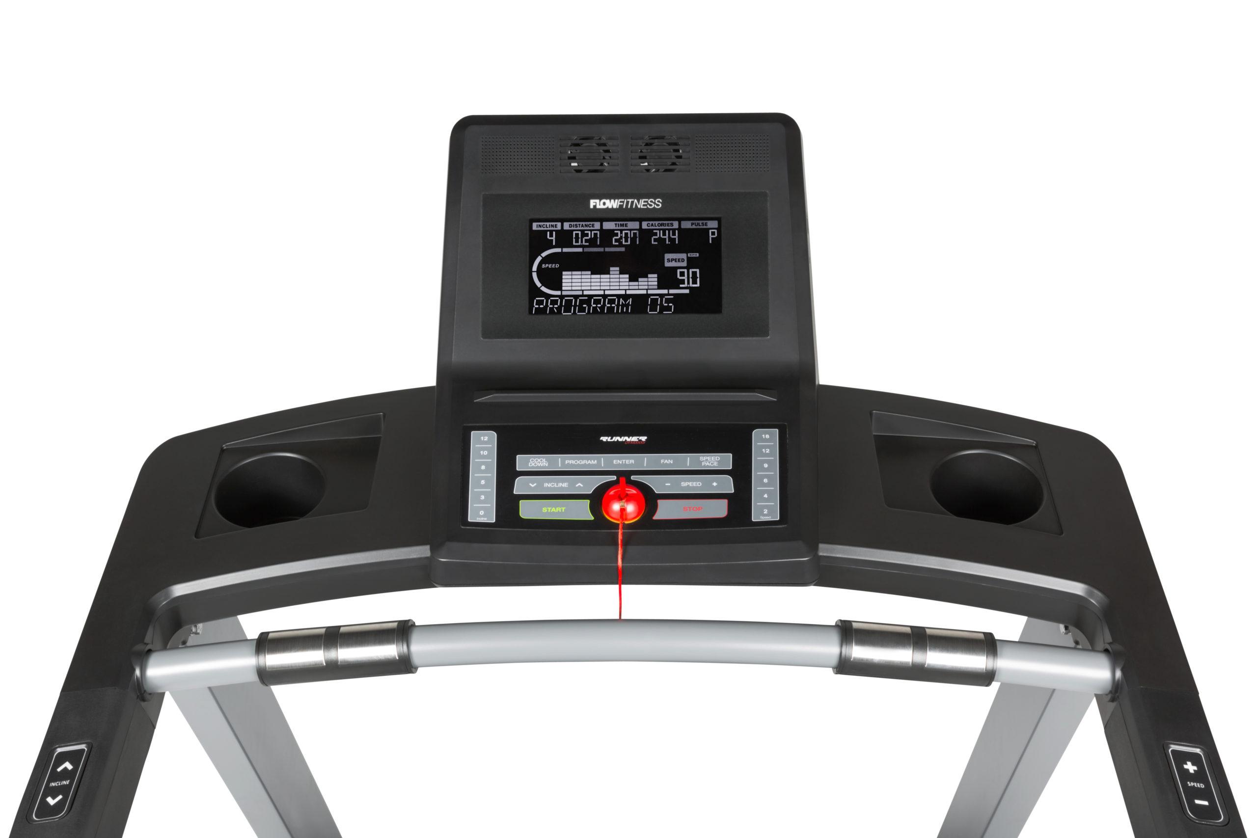 Flow Fitness Tabel Runner DTM2000i Loopband 2