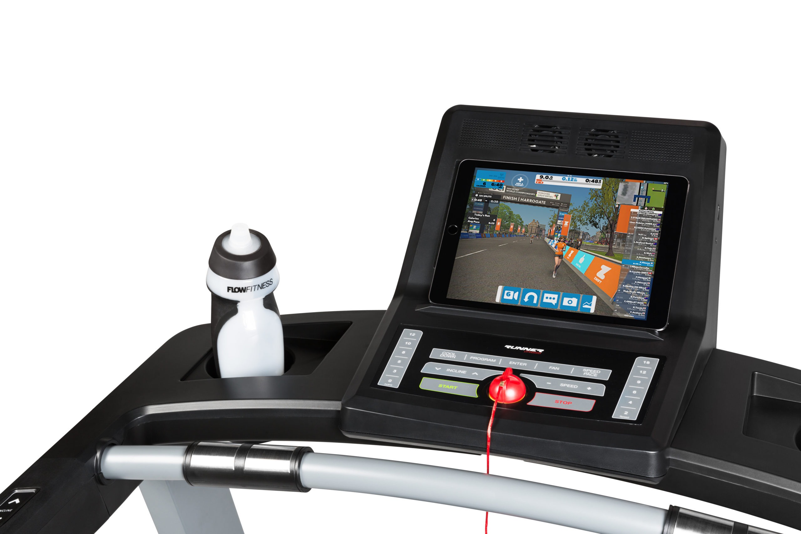Flow Fitness Tabel Runner DTM2000i Loopband 17