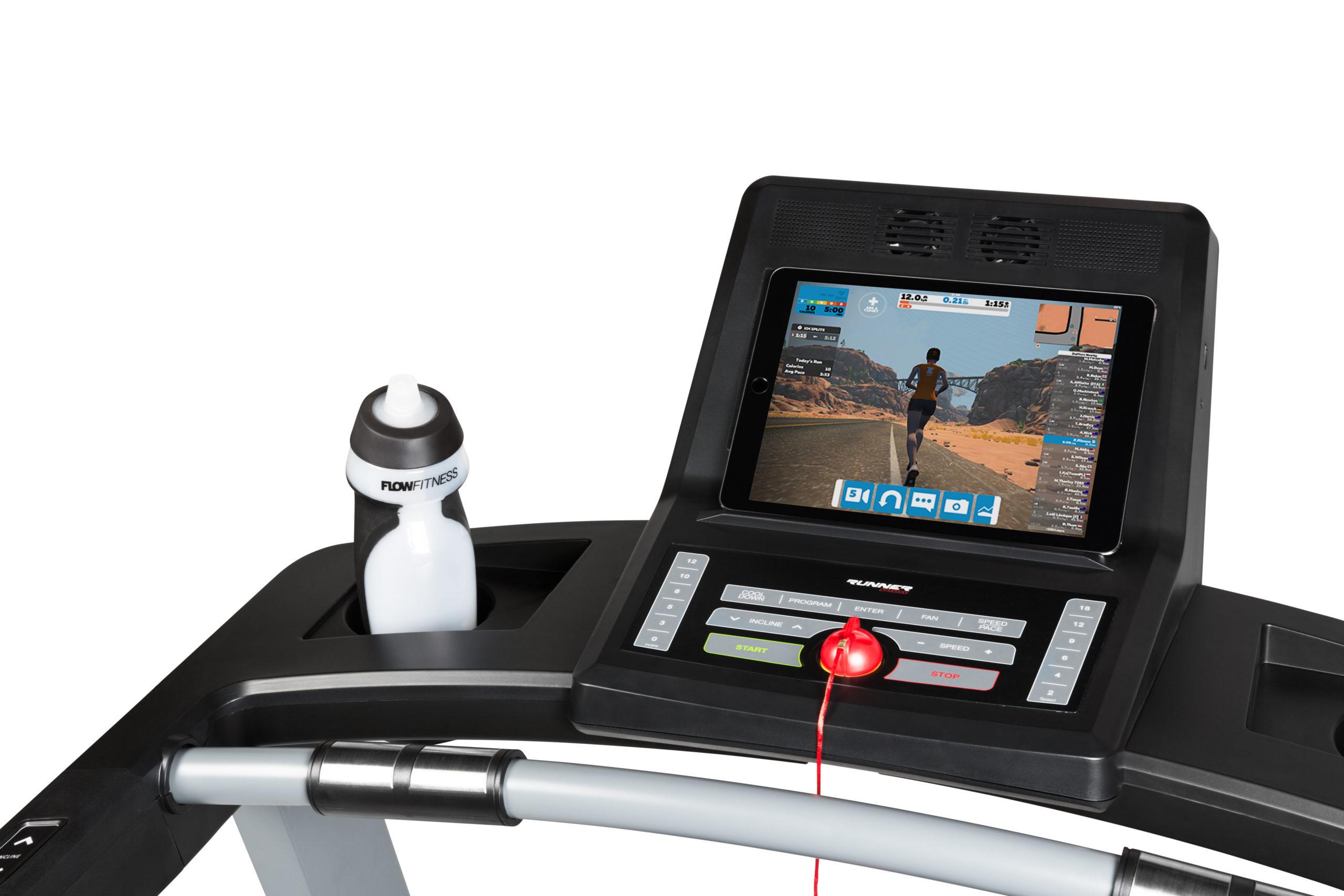 Flow Fitness Tabel Runner DTM2000i Loopband 16