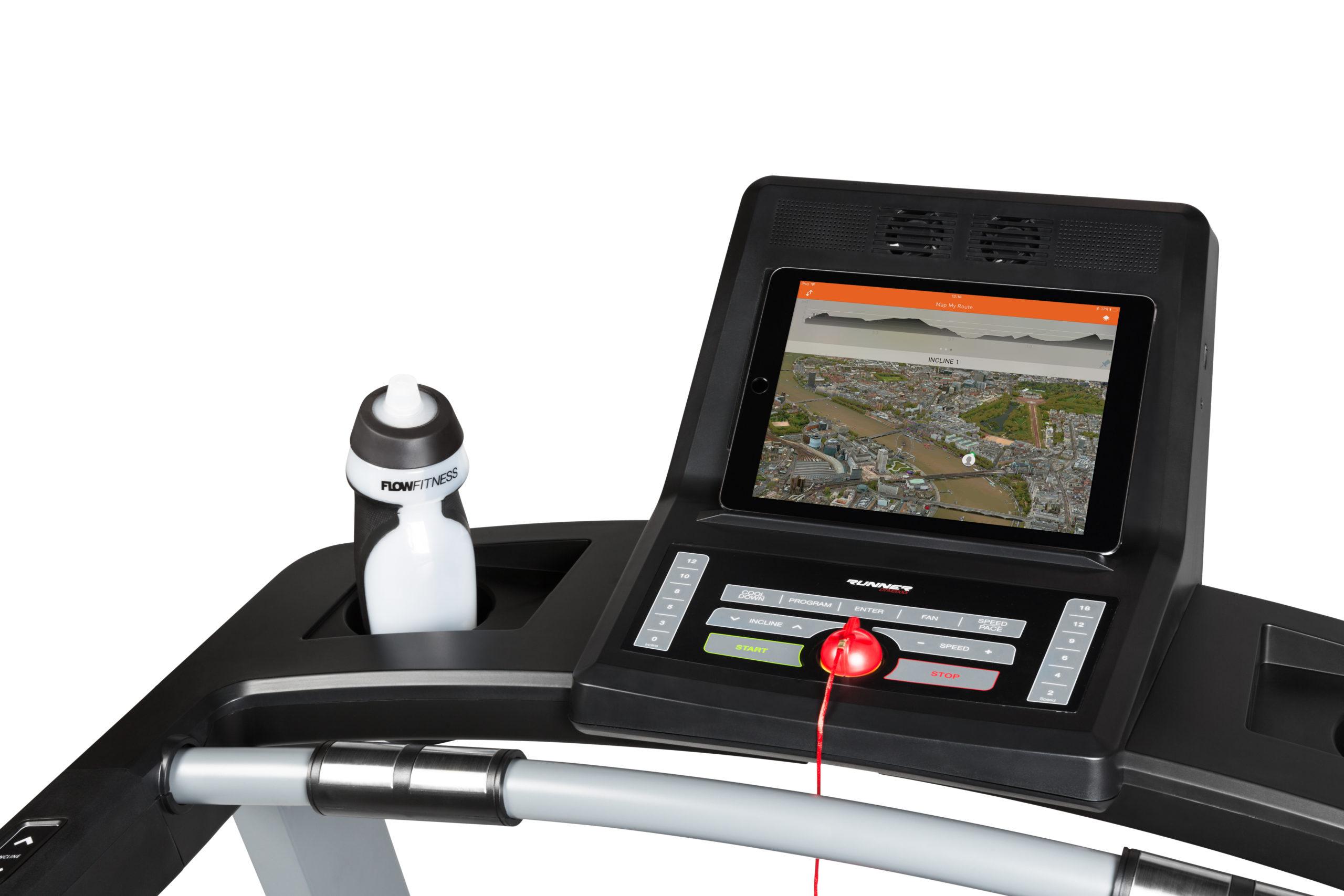 Flow Fitness Tabel Runner DTM2000i Loopband