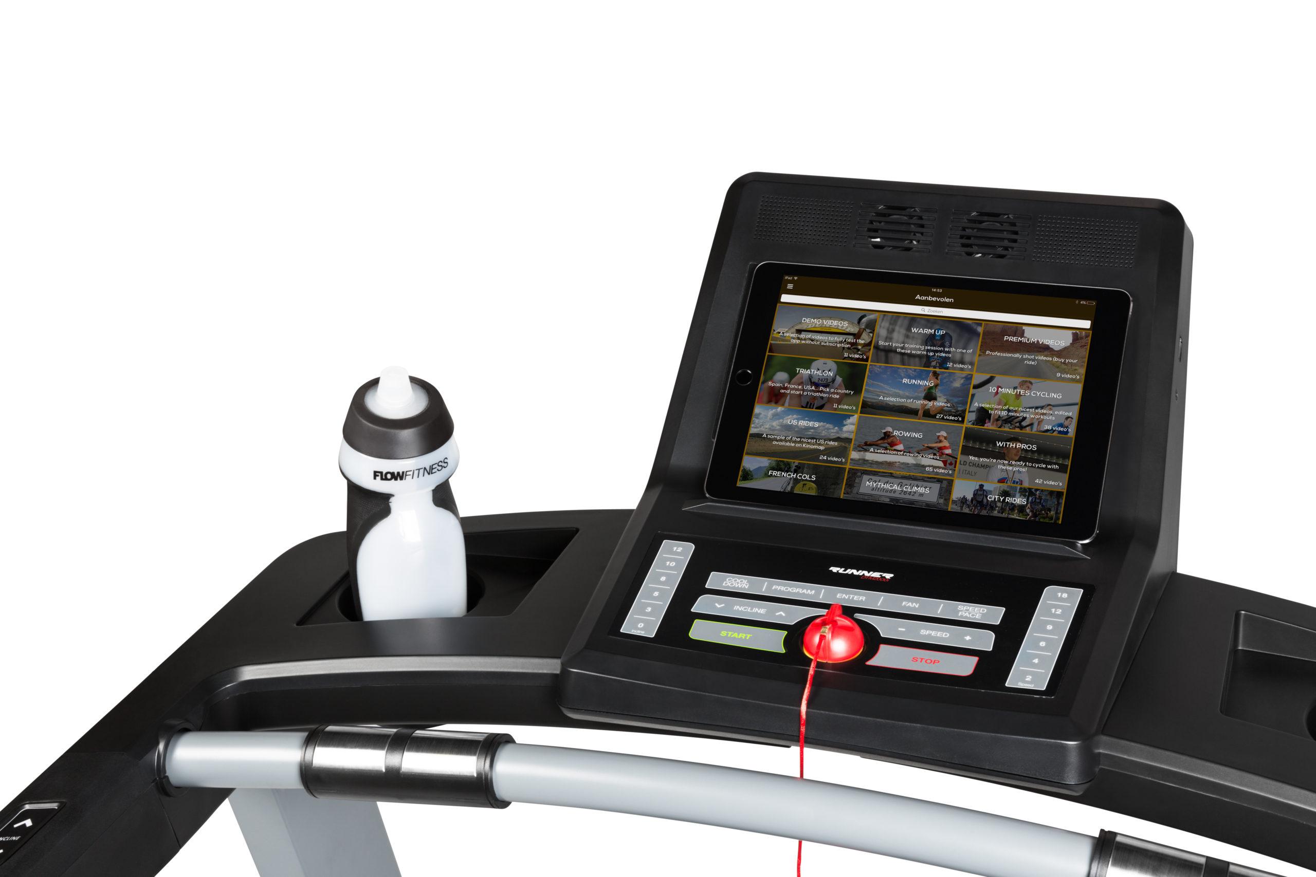 Flow Fitness Tabel Runner DTM2000i Loopband 6