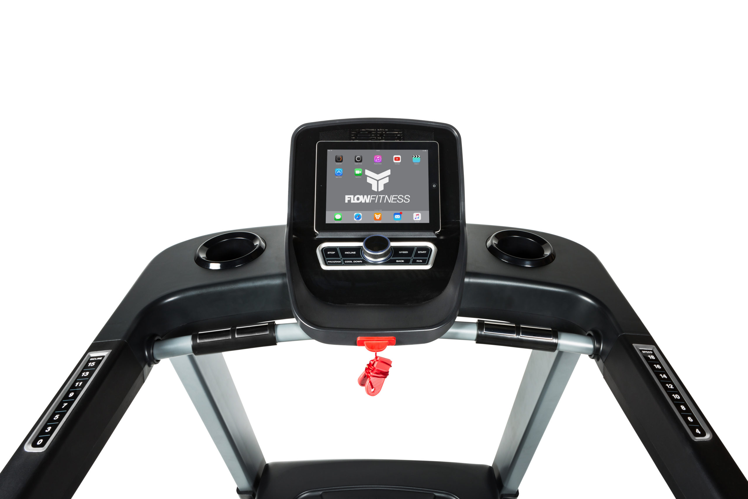 Flow Fitness Tabel Runner DTM2500 loopband 3