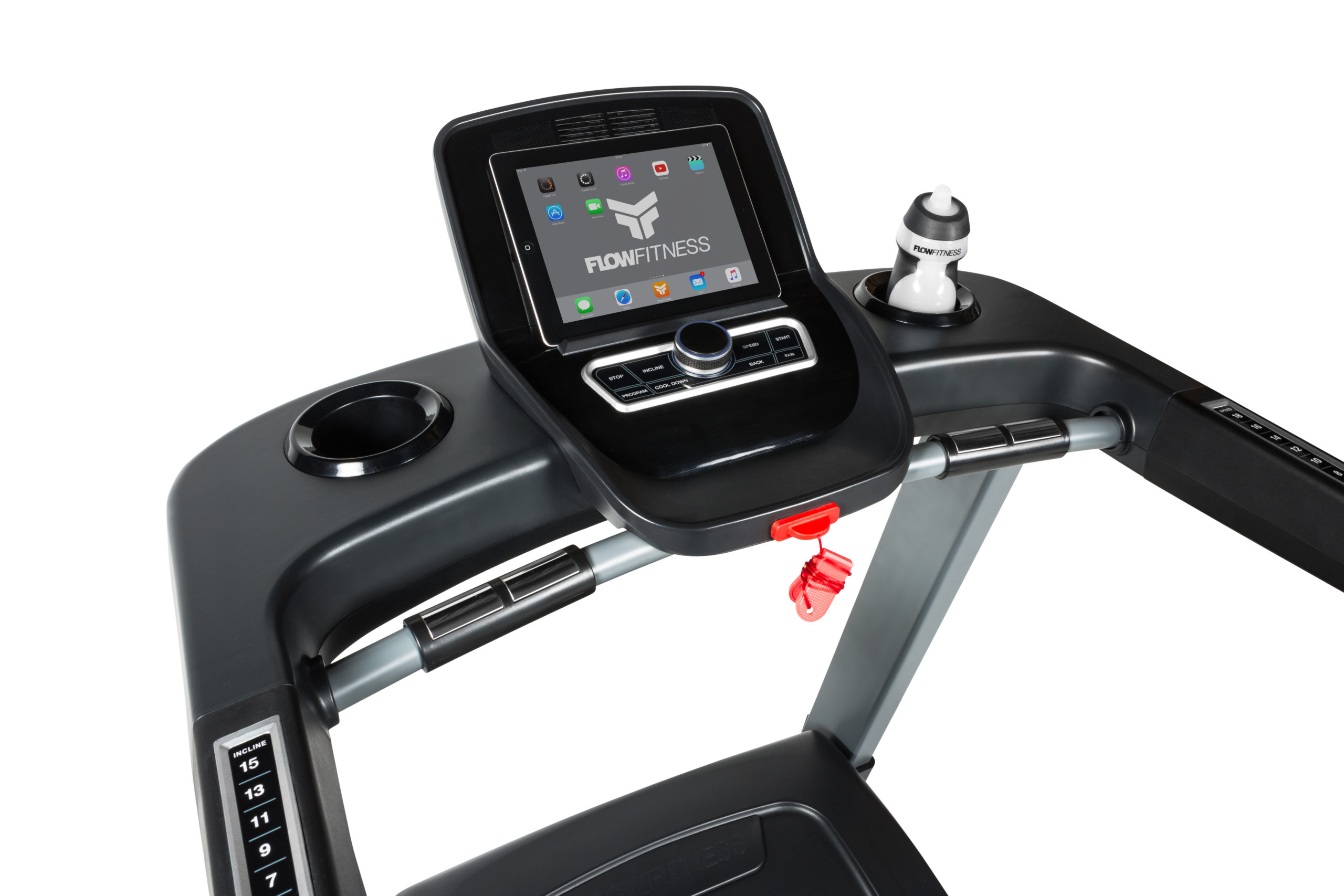 Flow Fitness Tabel Runner DTM2500 loopband 5