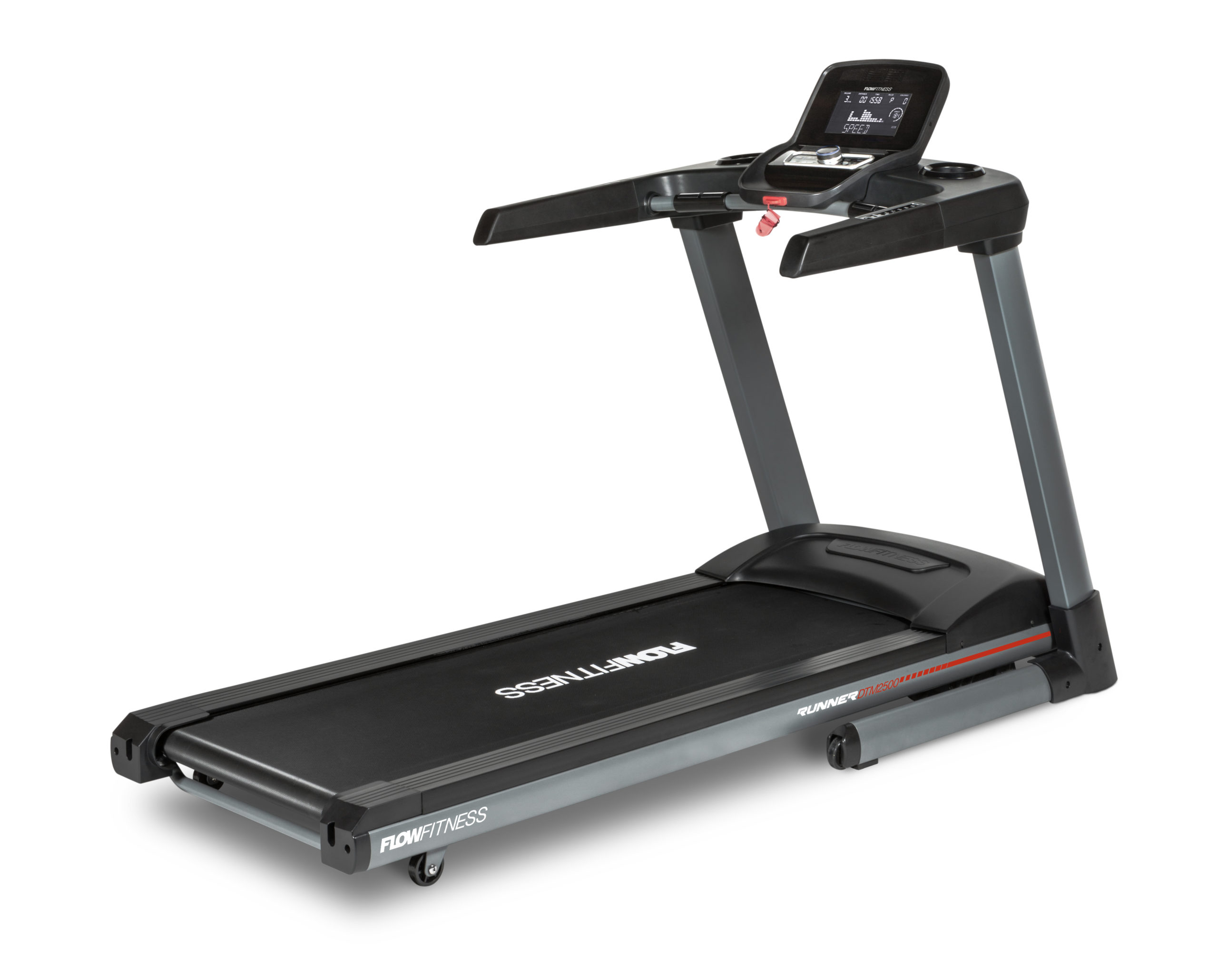 Flow Fitness Tabel Runner DTM2500 loopband 13
