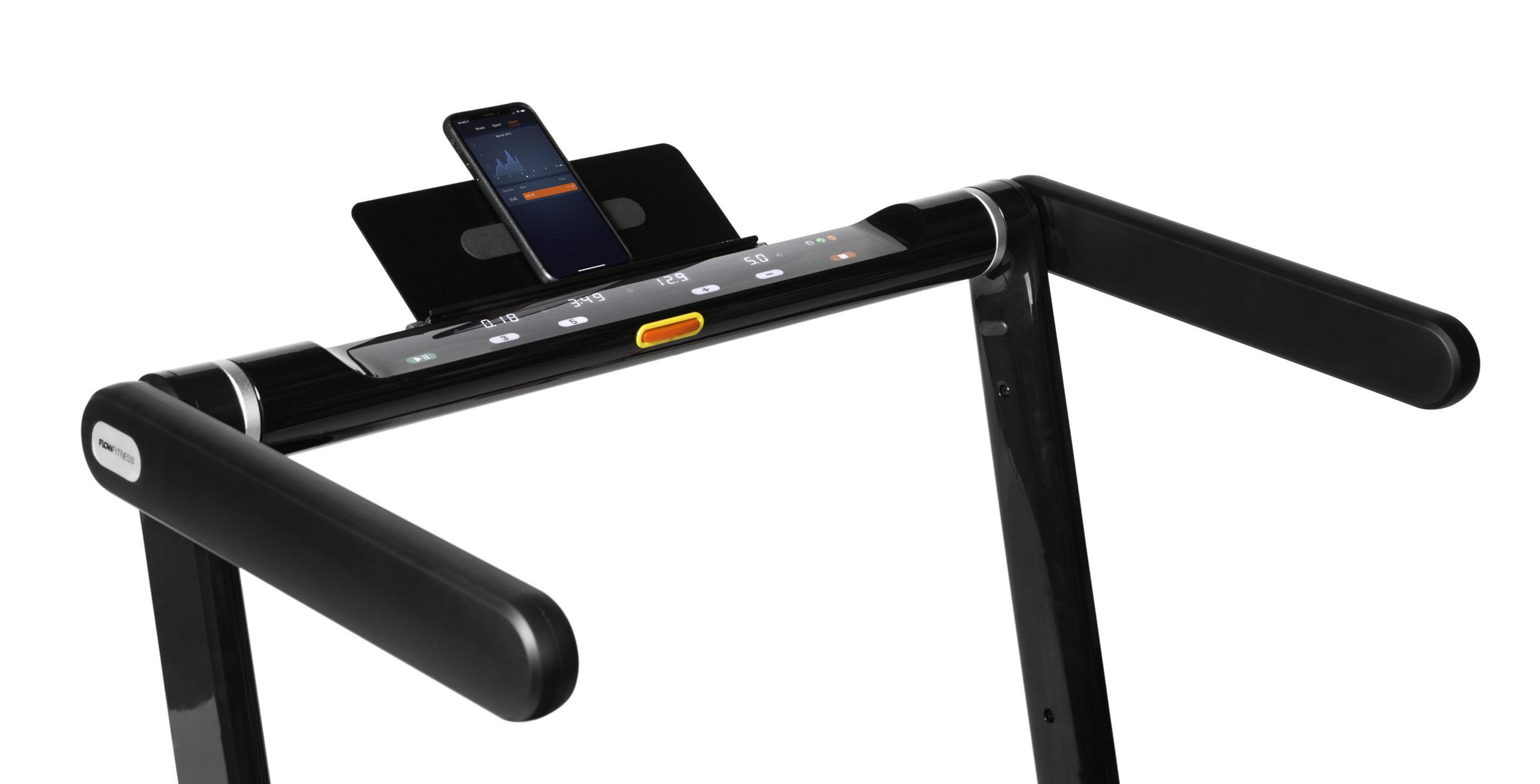 Flow Fitness Tabel Runner DTM300i loopband 4