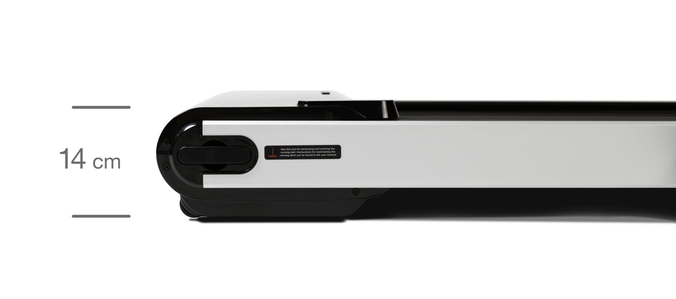 Flow Fitness Tabel Runner DTM300i loopband 11