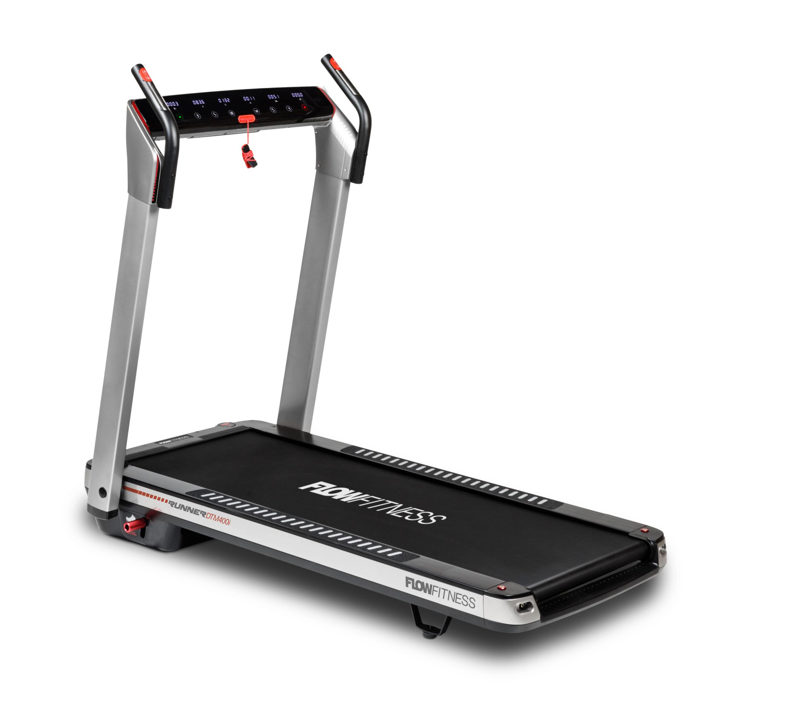 Flow Fitness Tabel Runner DTM400i loopband 1