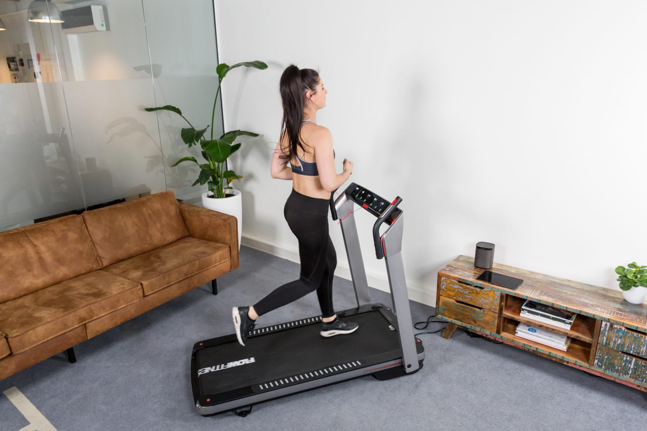 Flow Fitness Tabel Runner DTM400i loopband 12