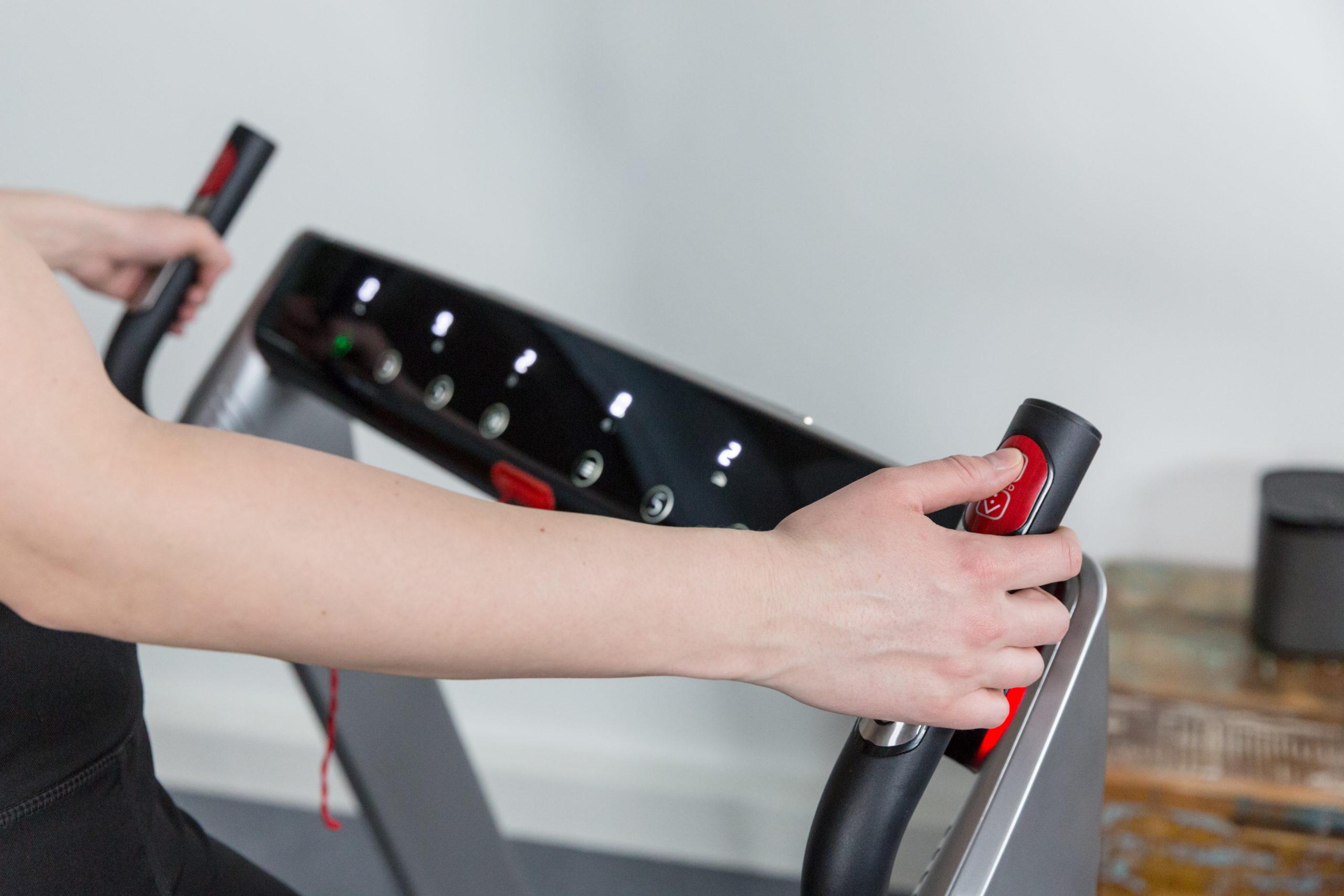 Flow Fitness Tabel Runner DTM400i loopband 16