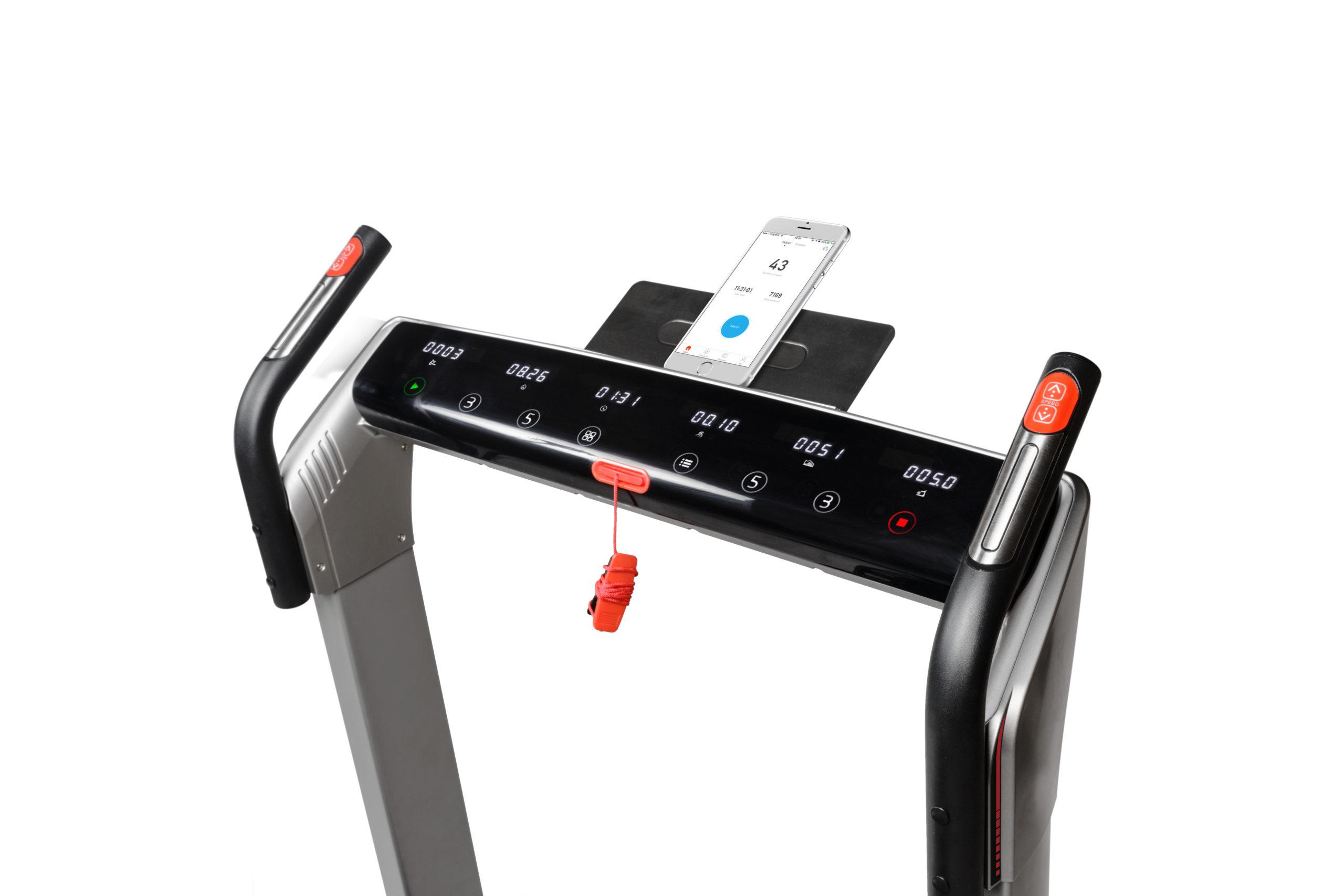 Flow Fitness Tabel Runner DTM400i loopband 6