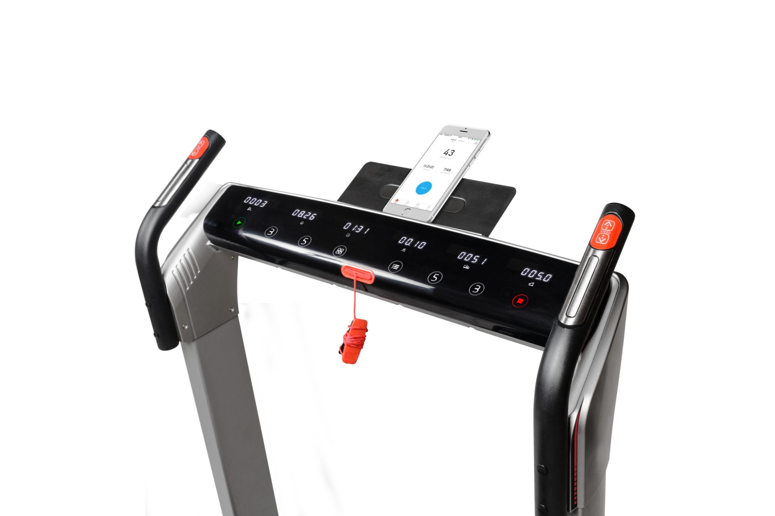 Flow Fitness Tabel Runner DTM400i loopband 3