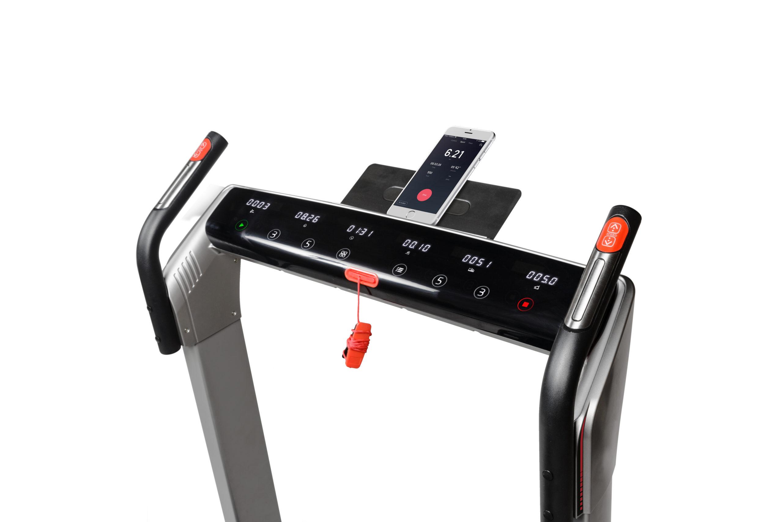 Flow Fitness Tabel Runner DTM400i loopband 4