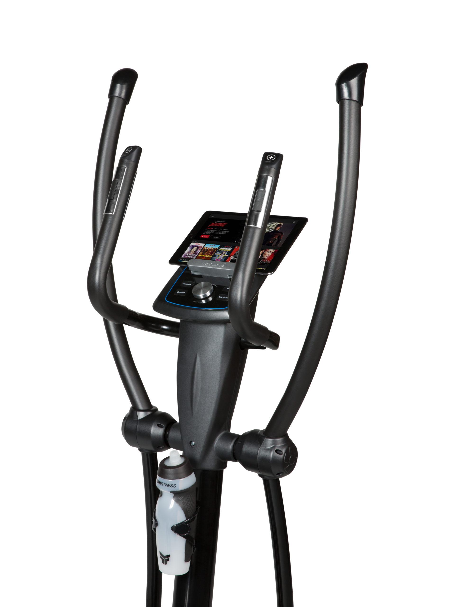 Flow Fitness Tabel PERFORM X2i crosstrainer 5
