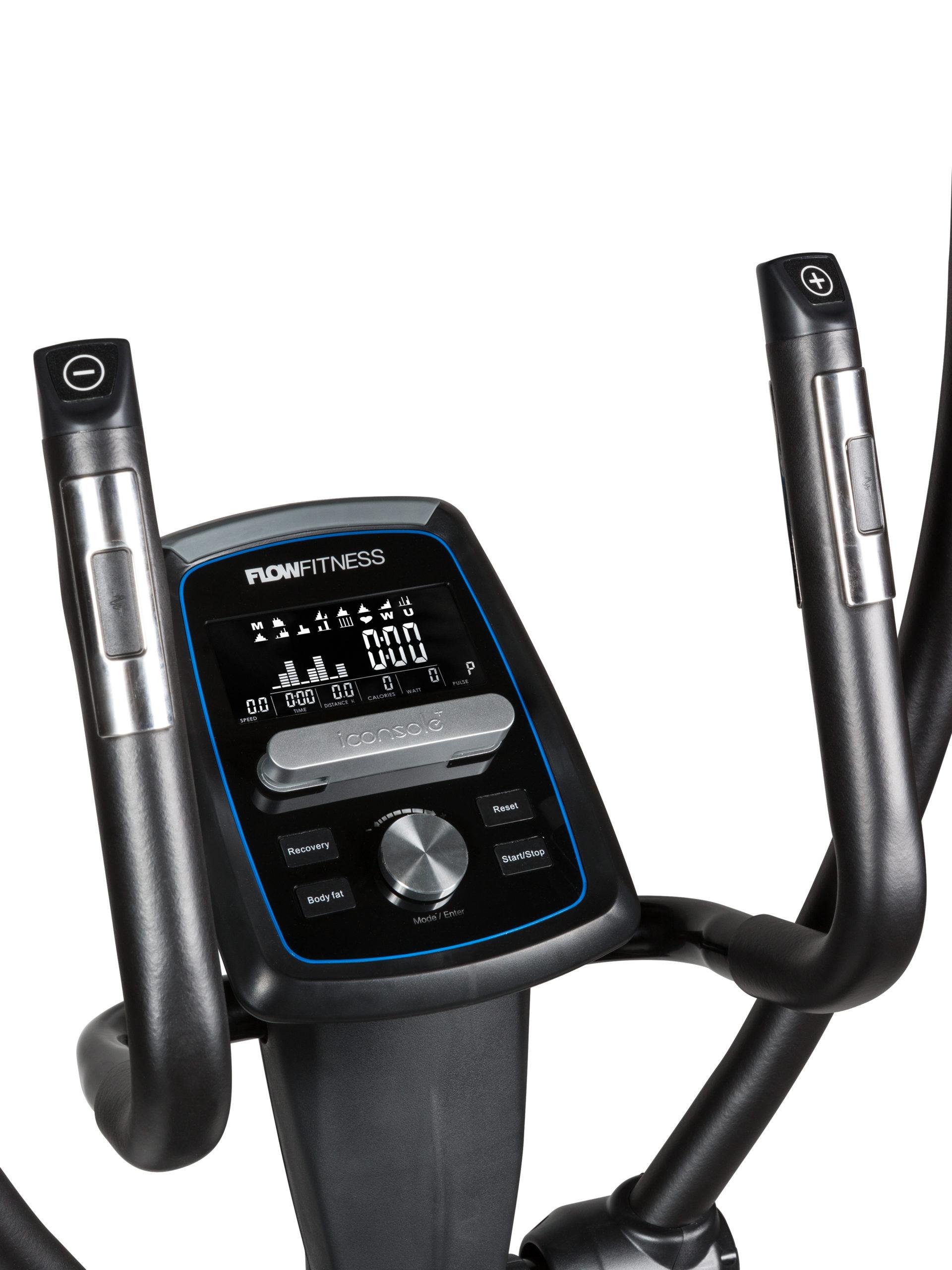 Flow Fitness Tabel PERFORM X2i crosstrainer 9