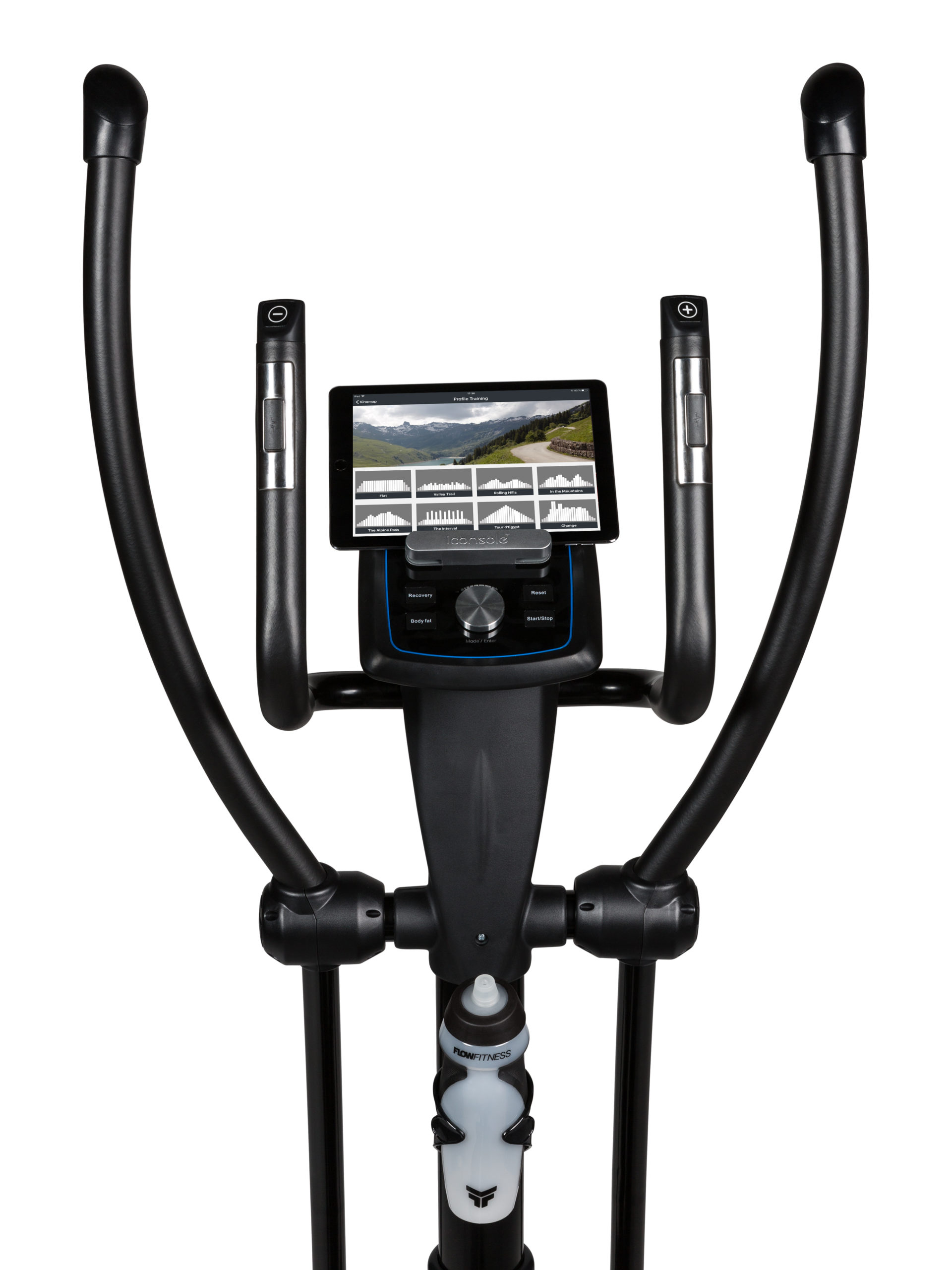 Flow Fitness Tabel PERFORM X2i crosstrainer 11