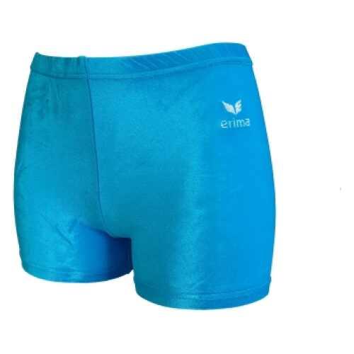 Hotpant Turquoise glad velours