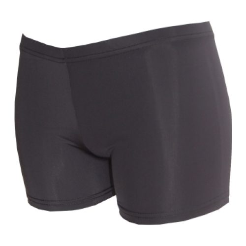 Hotpant zwart lycra