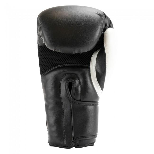 Super Pro Combat Gear ACE (kick)bokshandschoenen Zwart-Wit 3