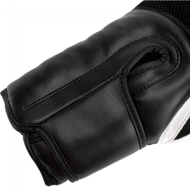 Super Pro Combat Gear ACE (kick)bokshandschoenen Zwart-Wit 2