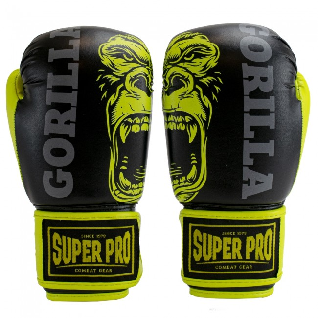 Super Pro Bokshandschoenen Kids Gorilla 1