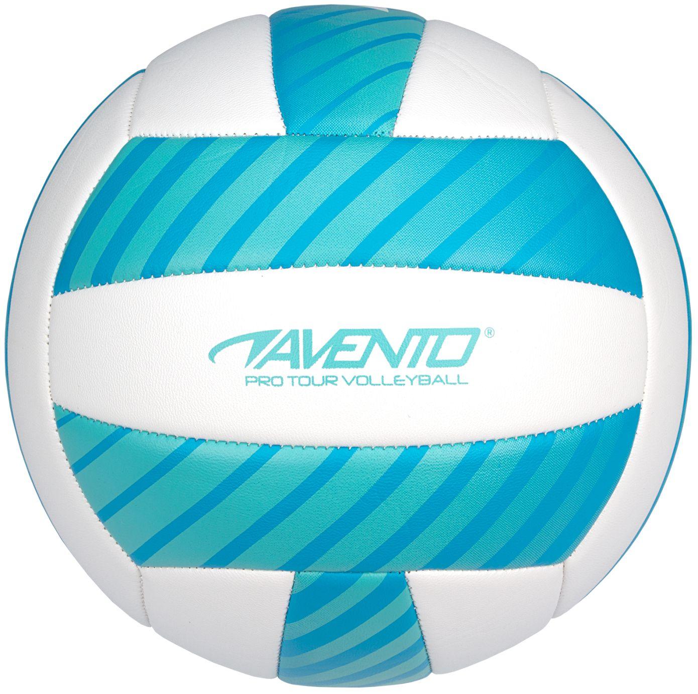 Avento (Beach)Volleybal – Maat 5 – Kusntleer – Blauw 1