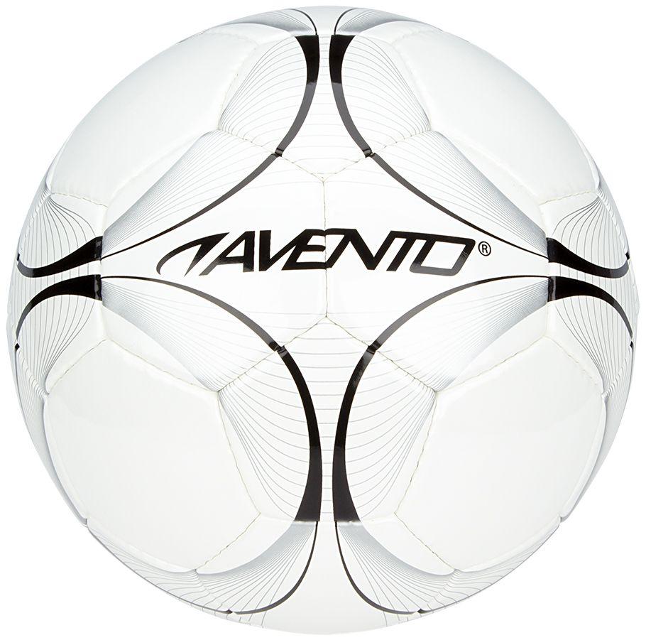 Avento Meridian Star - Voetbal - Maat 5 - Zwart met wit