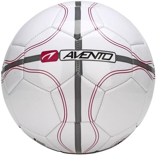 Avento League Defender II – Voetbal – Maat 5 – Wit met paars 1