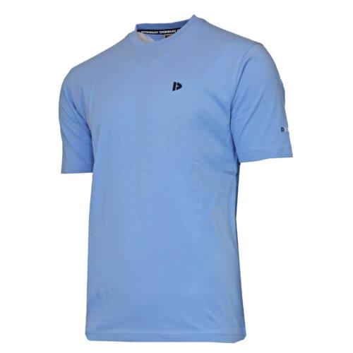Donnay Heren - T-Shirt Vince - Vista Blauw