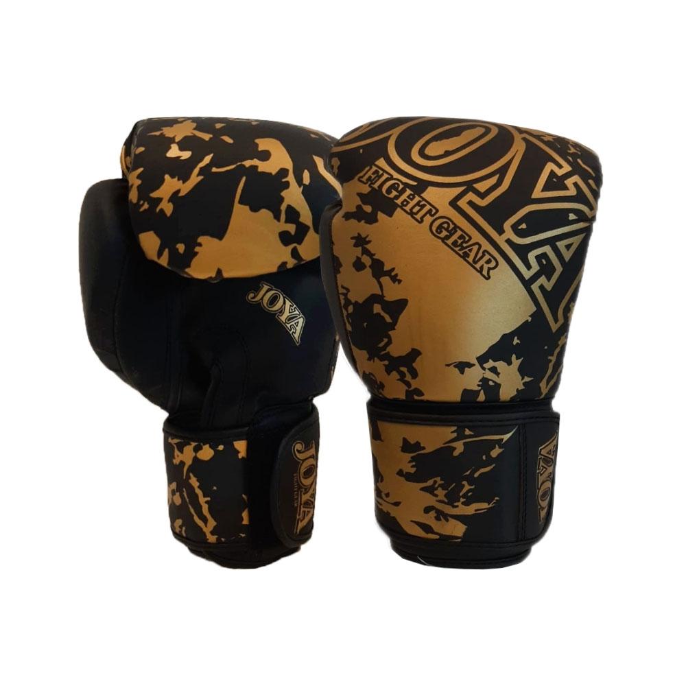 Joya Splash Kickboks Handschoenen - Goud