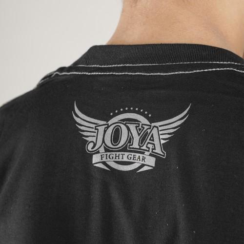 Joya T-Shirt Zilveren Draak