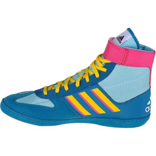 Adidas Combat Speed 5 Worstel-Boksschoenen - Blauw